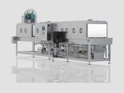 全自动洗筐机XKF-500